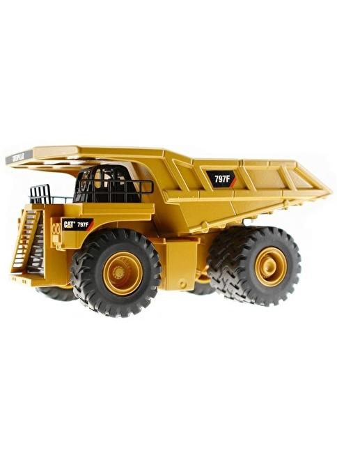 Cat Cat Metal Koleksiyon Araçları Dump Truck İş Makinası Renkli